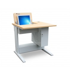 Table et bureau mobilier scolaire table ecolier bureau for Mobilier informatique scolaire