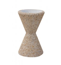cendriers ext rieurs cendrier beton mobilier urbain. Black Bedroom Furniture Sets. Home Design Ideas