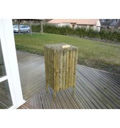 Corbeille Louisa en bois