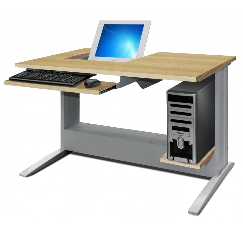 Poste informatique net collectivit s for Mobilier informatique scolaire