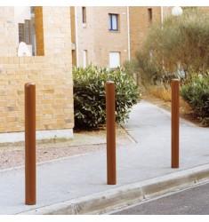 Potelet de ville poteau urbain potelet de parking for Protector parking carrefour