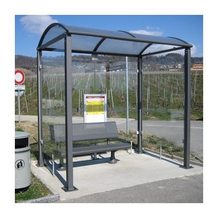station de bus noirmoutier abri bus mobilier urbain. Black Bedroom Furniture Sets. Home Design Ideas