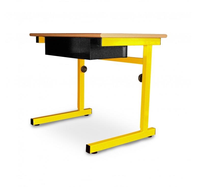mobilier scolaire bureau colier monoplace hauteur. Black Bedroom Furniture Sets. Home Design Ideas