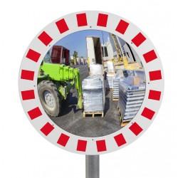 Miroir de circulation en industrie