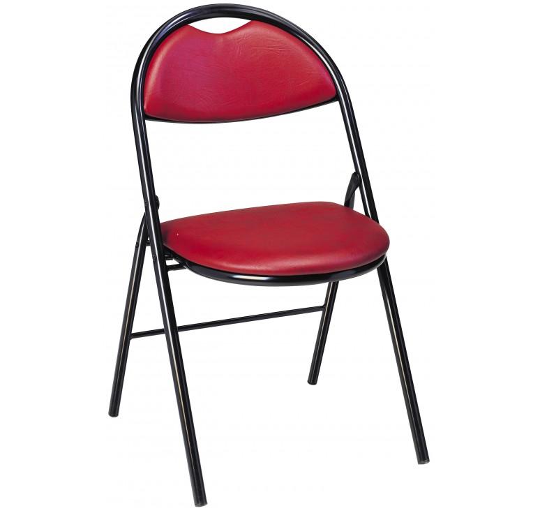Chaise de collectivit chaise pliante florence net - Chaise pliante solide ...