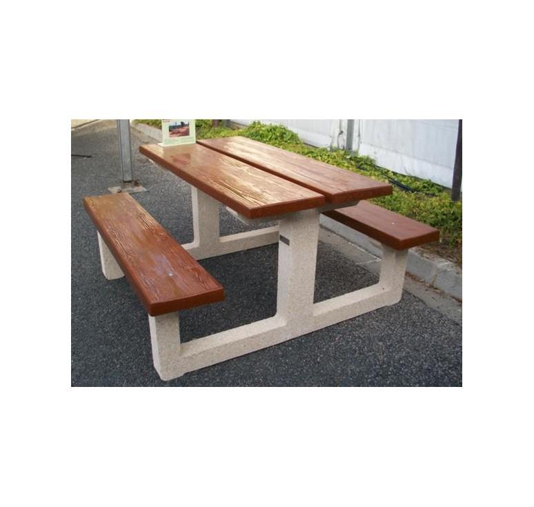 Effet beton sur bois for Peinture effet beton sur bois