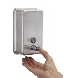 Distributeur de savon Inox brossé