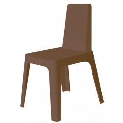 Chaise intérieure ou extérieure en polypropylène