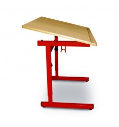bureau d 39 colier 2 places bureau d 39 colier une place table d 39 colier en bois net collectivit s. Black Bedroom Furniture Sets. Home Design Ideas