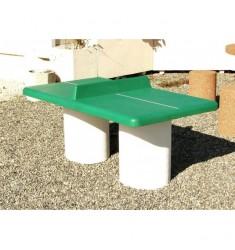 Table de Ping-Pong en béton pour enfants
