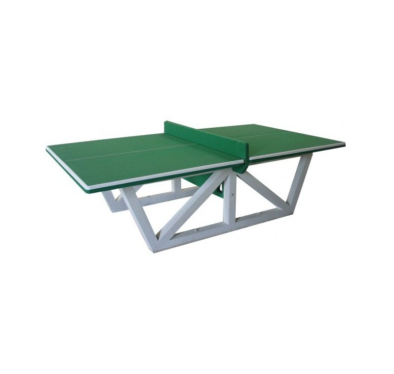 quipement sportif table ping pong ext rieure net collectivit s. Black Bedroom Furniture Sets. Home Design Ideas