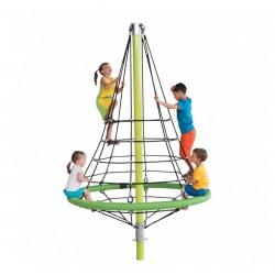 Araignée à grimper pour aire de jeux modèle Firry - pour enfants