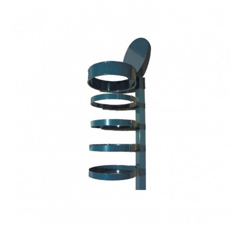 propret poubelle vigipirate 4 arceaux net collectivit s. Black Bedroom Furniture Sets. Home Design Ideas