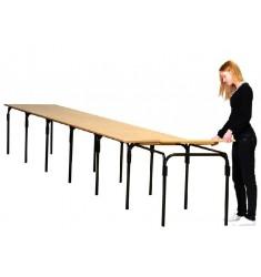 """Table """"Sans fin"""" pour collectivités"""