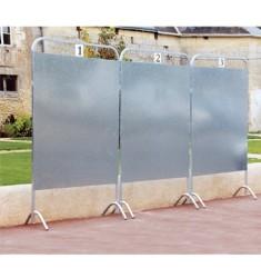 Panneaux Électoraux tubes carrés