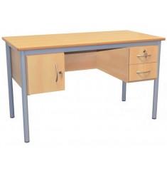 Bureau Scolaire Professeur 160 x 80 x 75 cm