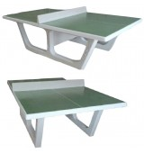 Table de ping-pong en béton RONDO