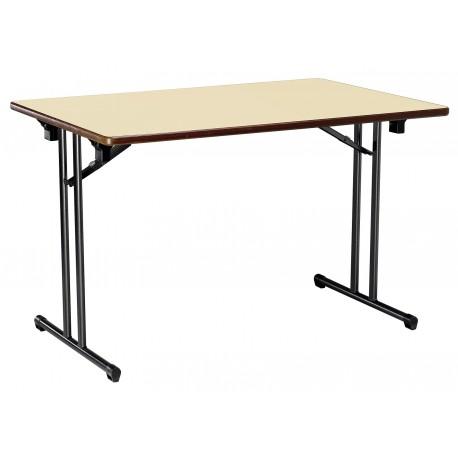 Table de collectivit berry table pliante en m lamin net collectivit s - Table pliante collectivite ...