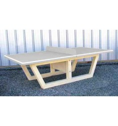 Table Ping Pong tout Béton TPV