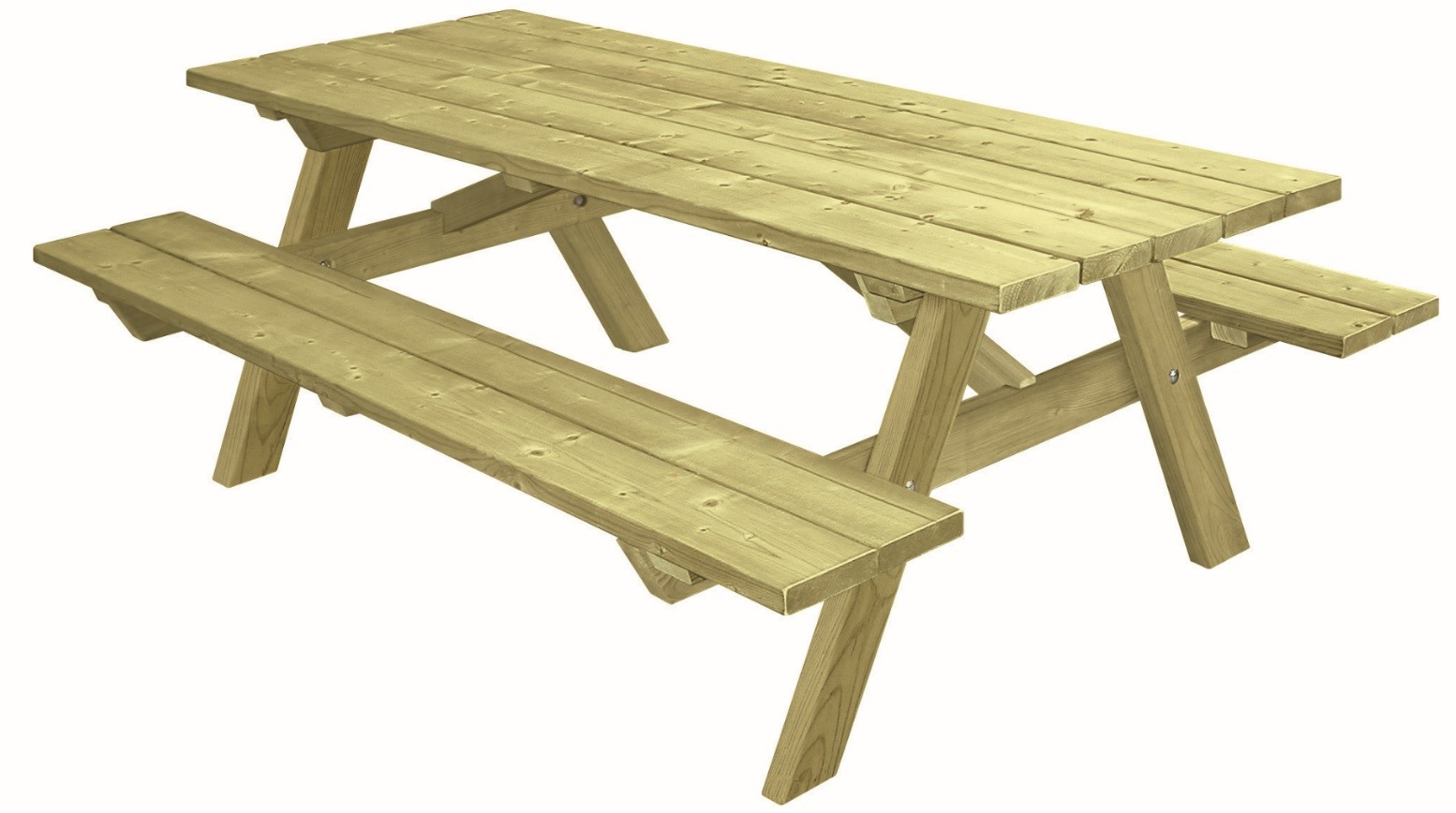 Table Pour Aire De Repos En Bois Table Dautoroute Table De