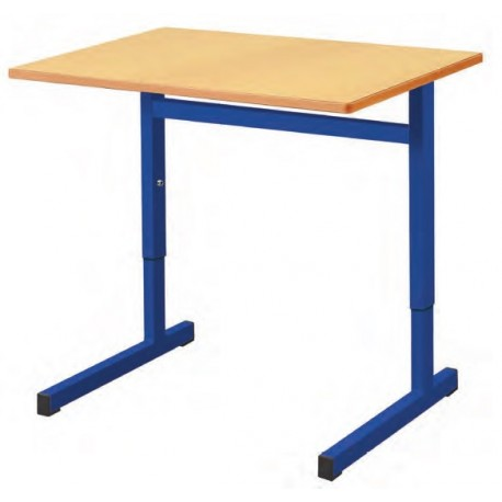 mobilier scolaire bureau colier monoplace hauteur r glable. Black Bedroom Furniture Sets. Home Design Ideas