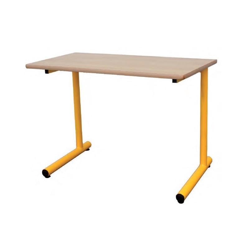 mobilier scolaire bureau colier biplace laura d gagement lat ral et structure ronde. Black Bedroom Furniture Sets. Home Design Ideas