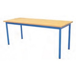 Table Maternelle Rectangulaire Noa