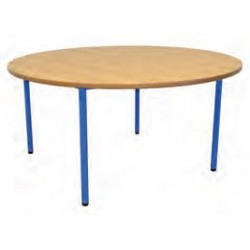 Table Maternelle Ronde Noa