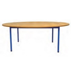 Table Maternelle Ovale Noa