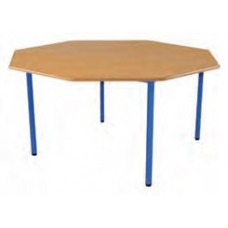 Table Maternelle Octogonale Noa