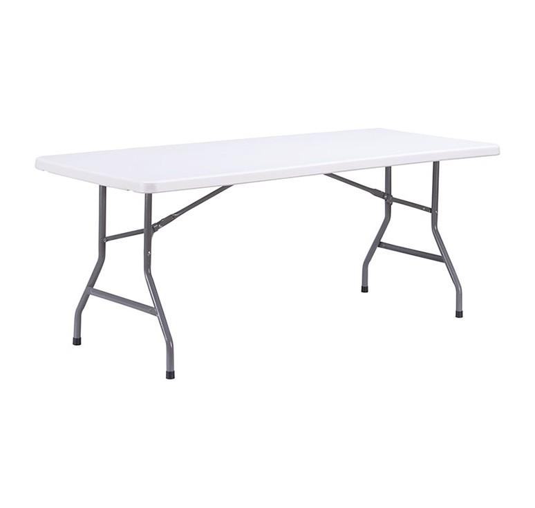 achat table pliante en polypro pas ch re table de collectivit en plastique net collectivit s. Black Bedroom Furniture Sets. Home Design Ideas