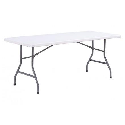 Table pliante en polypro 183 cm