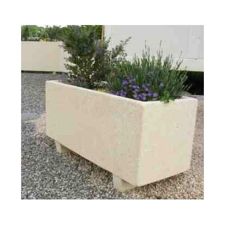 jardini re de ville en b ton mobilier urbain b ton. Black Bedroom Furniture Sets. Home Design Ideas