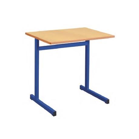 mobilier scolaire bureau colier louis fixe monoplace d gagement lat ral table scolaire. Black Bedroom Furniture Sets. Home Design Ideas