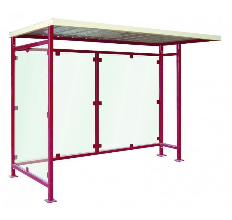 mobilier urbain abri bus simple station de bus abri. Black Bedroom Furniture Sets. Home Design Ideas