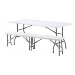 Table Pliante De Collectivité Pas Chère Table Plastique Pliante