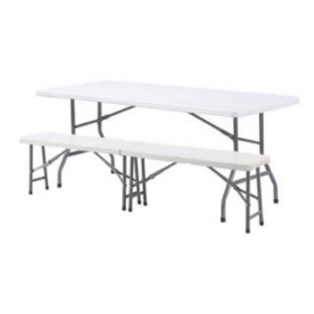 Lot De Tables Et Bancs Pliants Pas Chers Tables Et Bancs Pliants En