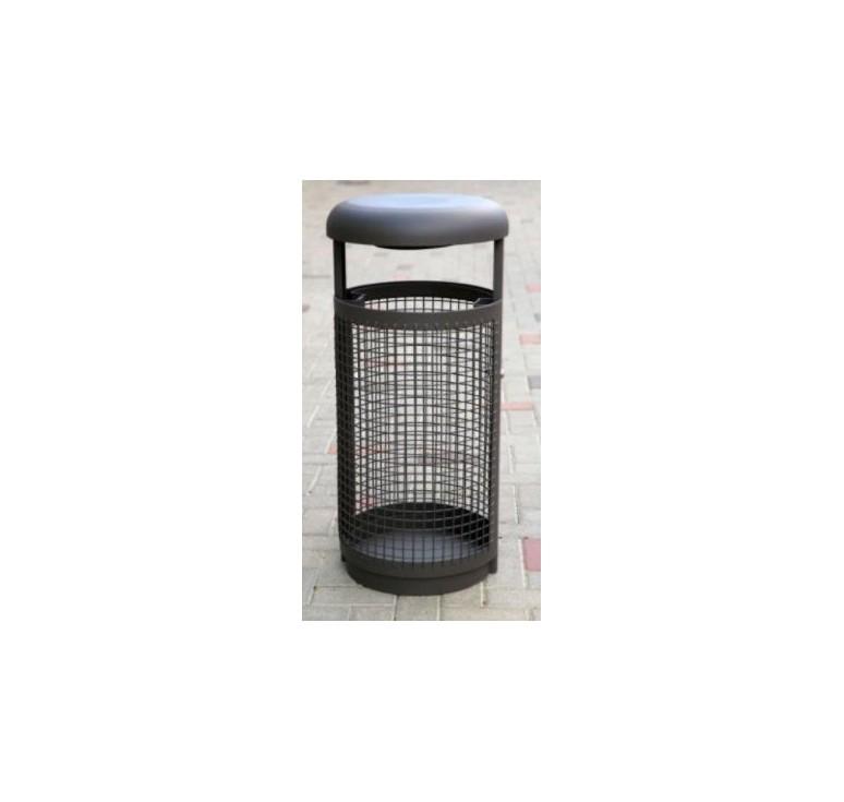 poubelle vigipirate mandurah mobilier urbain en m tal. Black Bedroom Furniture Sets. Home Design Ideas