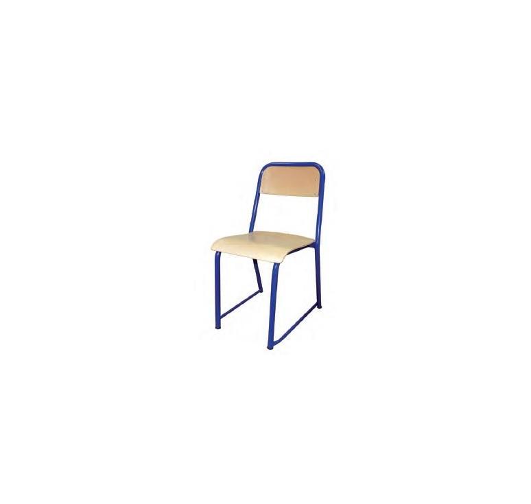 chaise colier renforc e chaise scolaire renforc e mobilier scolaire. Black Bedroom Furniture Sets. Home Design Ideas