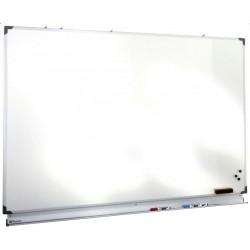 Tableau émaillé NF 37 blanc ou vert avec auget - Net Collectivités