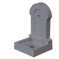 Fontaine publique béton AQUA