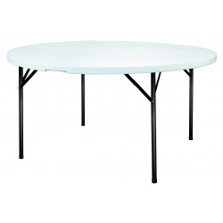 Table Ronde Polypro