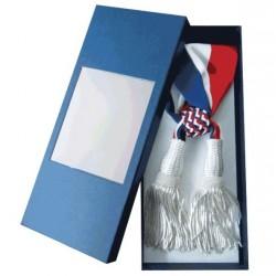 Écharpe tricolore Prestige Adjoint - 1.8 m ou 2 m - Net Collectivités