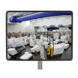 Miroir rectangle multi-usage sécurité parking privée - gamme classique