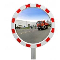 Miroir rond de circulation en industrie - gamme éco
