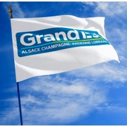 Le drapeau de la Région Grand Est