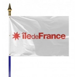 Drapeau de la Région Île de France - Net Collectivités