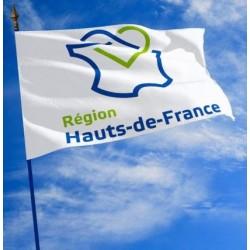 Drapeau de la Région Hauts-de-France - Net Collectivités
