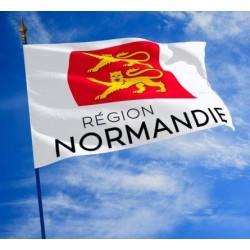 Drapeau de la Région Normandie - Net Collectivités
