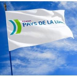 Drapeau de la Région Pays de Loire - Net Collectivites